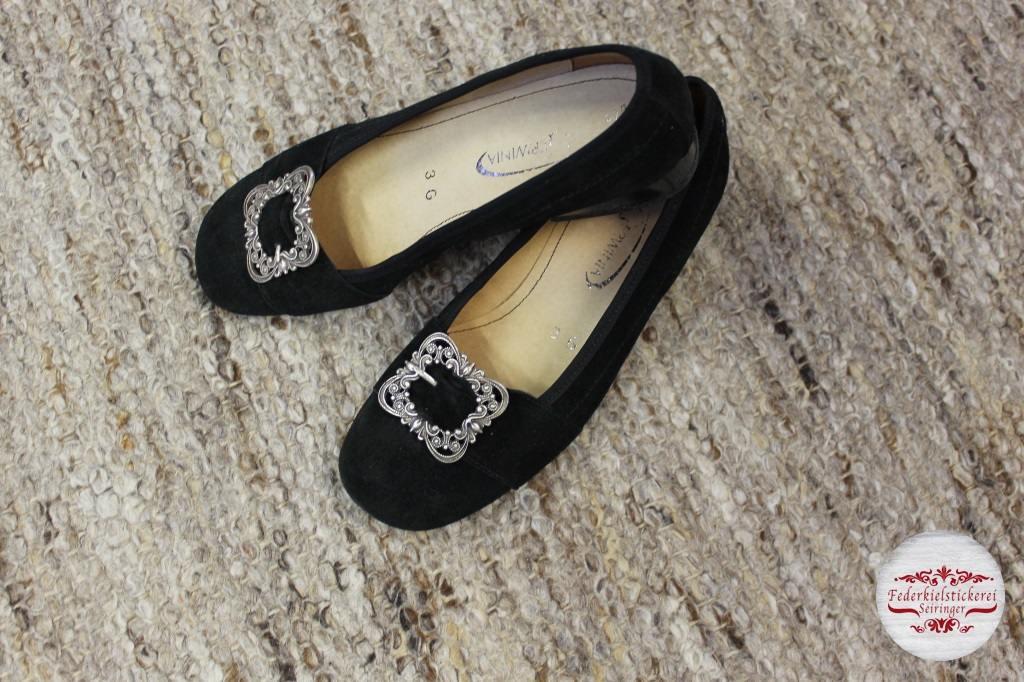 Damen Rauhleder Schuhe