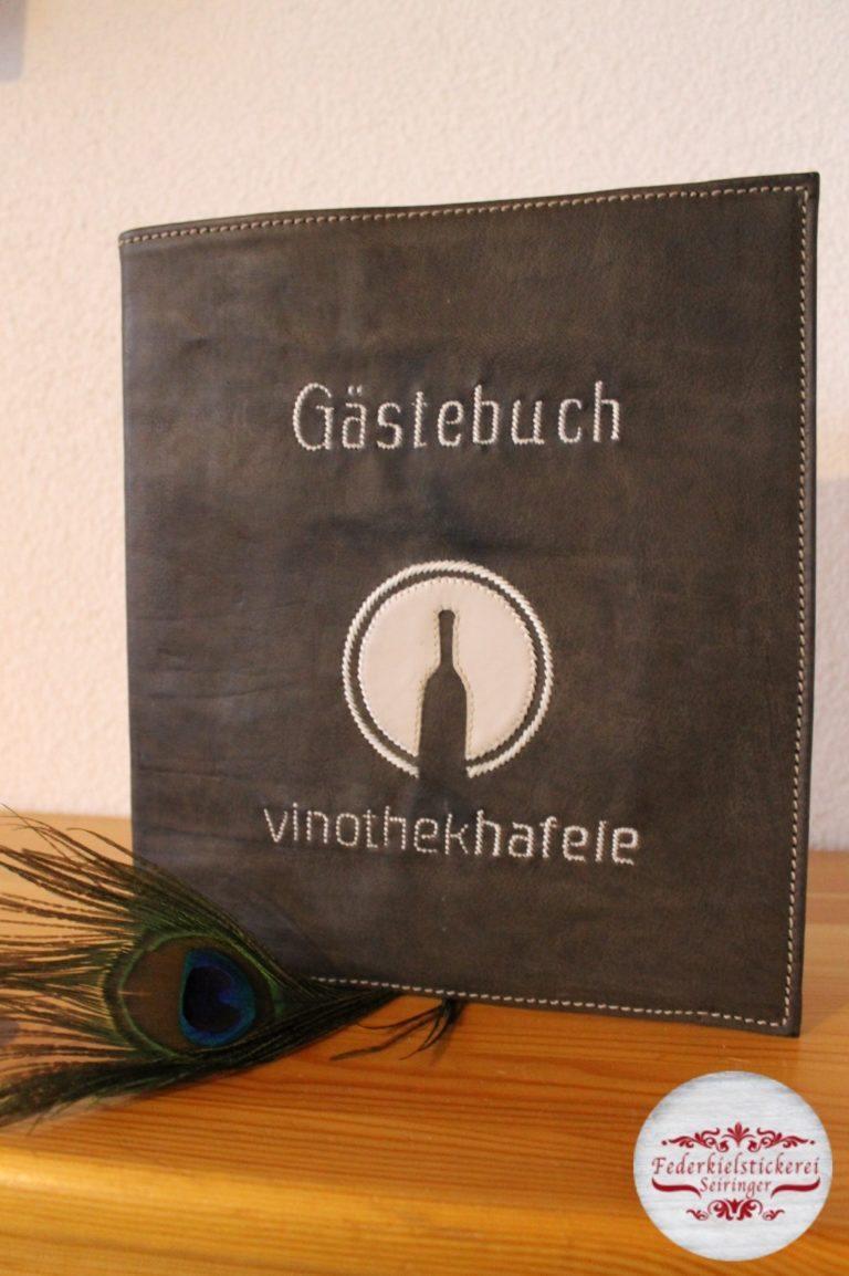 Gästebuch - etwas sehr Besonderes