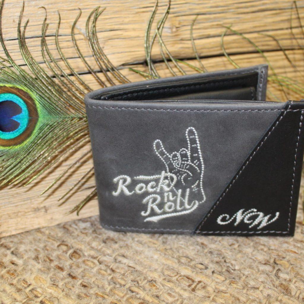 Rock´n Roll Geldtasche